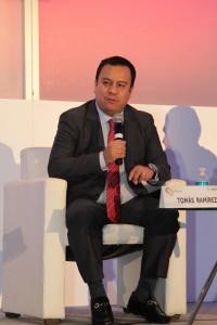Tomás Ramírez, Director Comercial de Grupo Aeroportuario del Pacífico